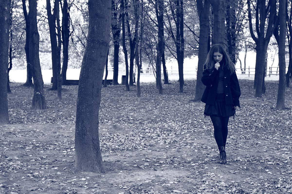 Безмолвные улицы - автор Алина Голубенко