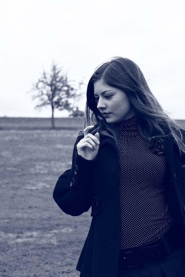 Душа печалится - автор Алина Голубенко